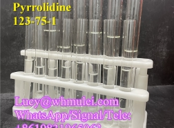 Pyrrolidine Liquid 123-75-1 High Purity Flavors and Spices Pyrrolidine China Original Supplier